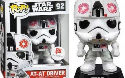 New Empire Strikes Back Funko AT-AT Driver Bobble Head Toy available!
