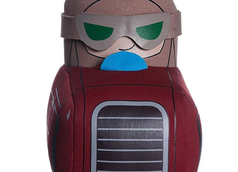 New Force Awakens Rey's Speeder Racers Plush Toy available now!
