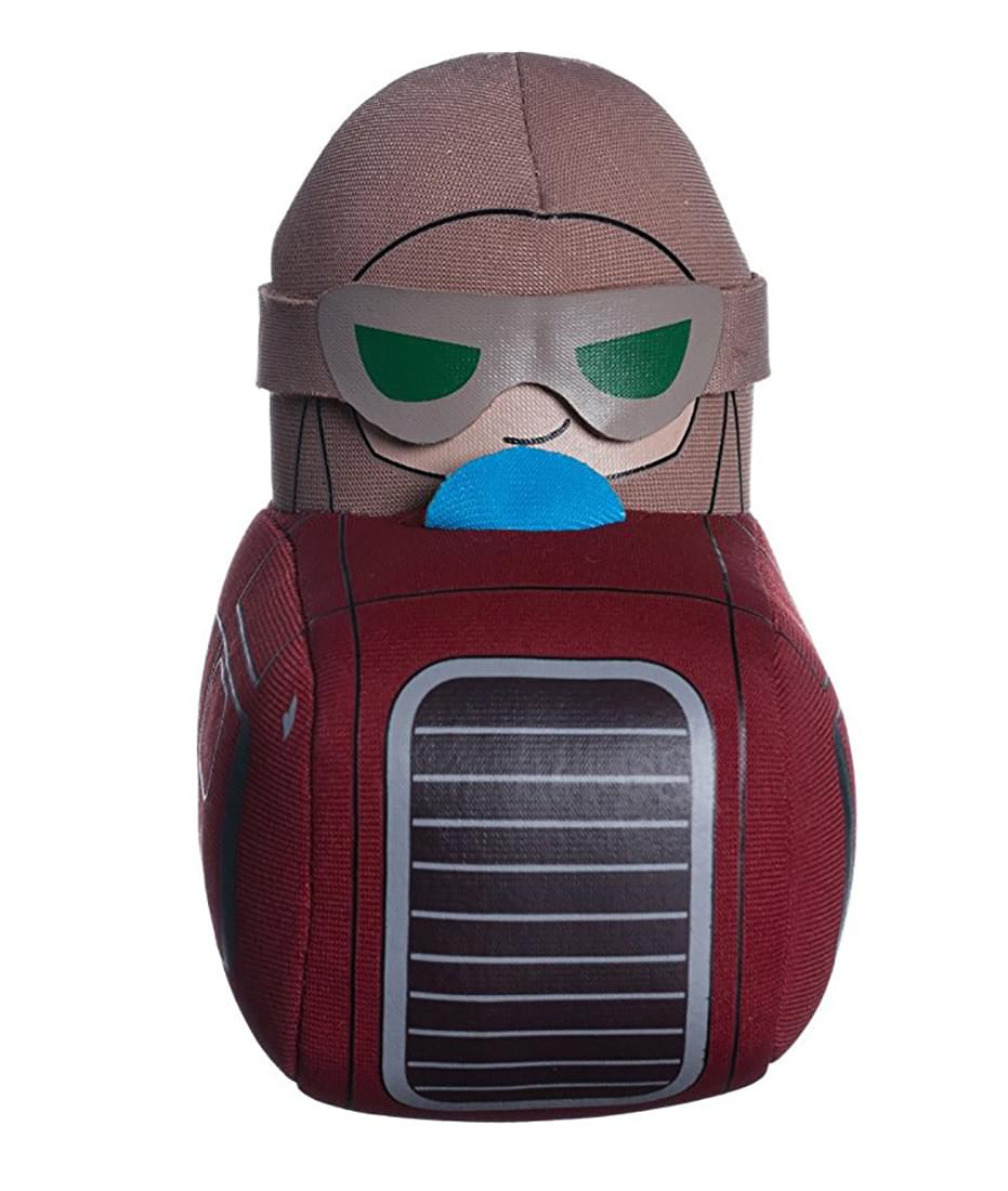TFA Rey's Speeder Racers Plush Toy 1
