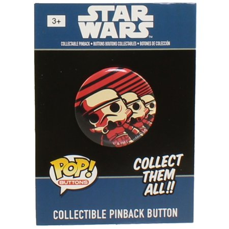 New Star Wars Funko Stormtroopers Pinback Button available!