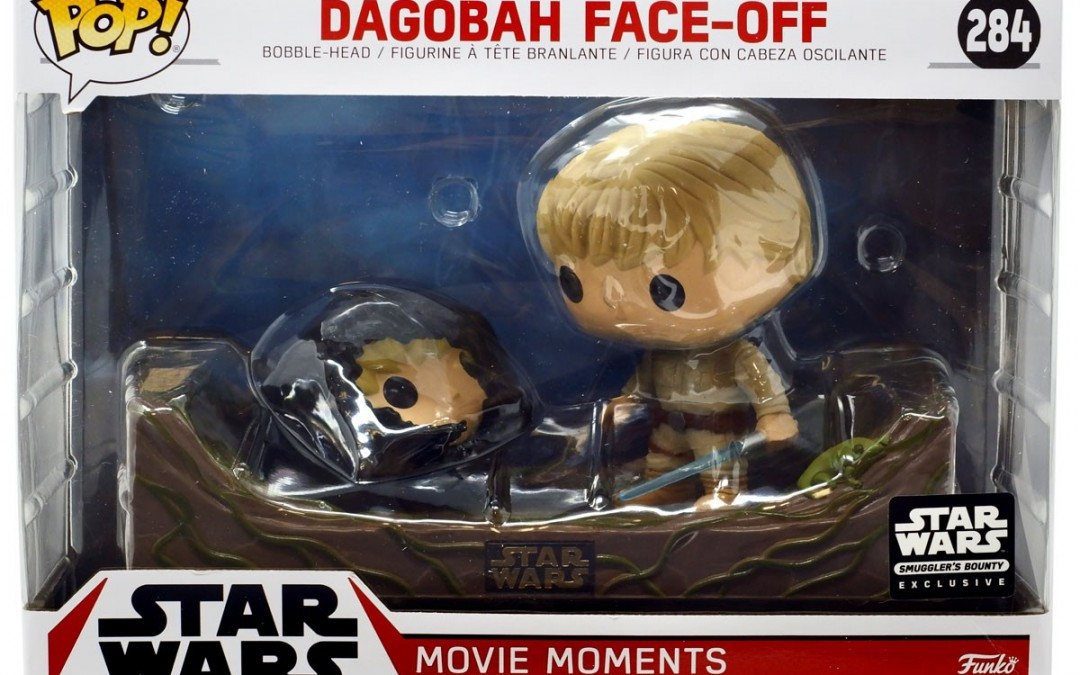 New Empire Strikes Back Funko Dagobah Face-Off Movie Moments Set available!