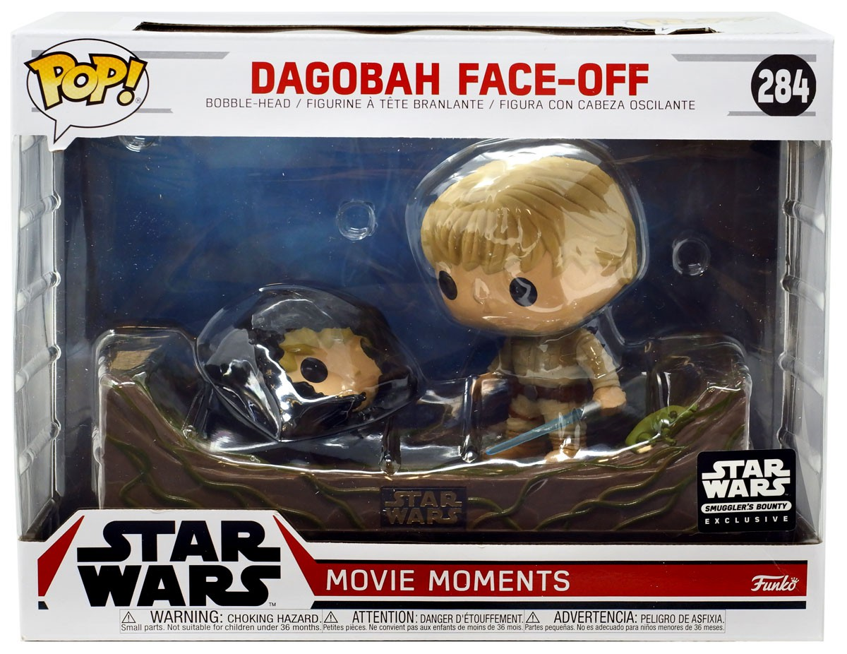 TESB FP Dagobah Face-Off Movie Moments Set