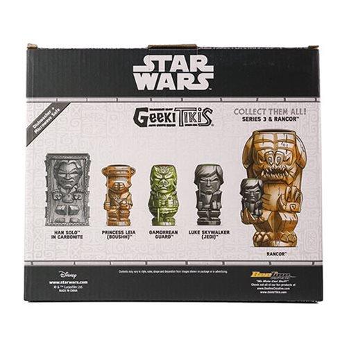 ROTJ Lando and Nien Nunb Geeki Tikis Mug 2-Pack 2