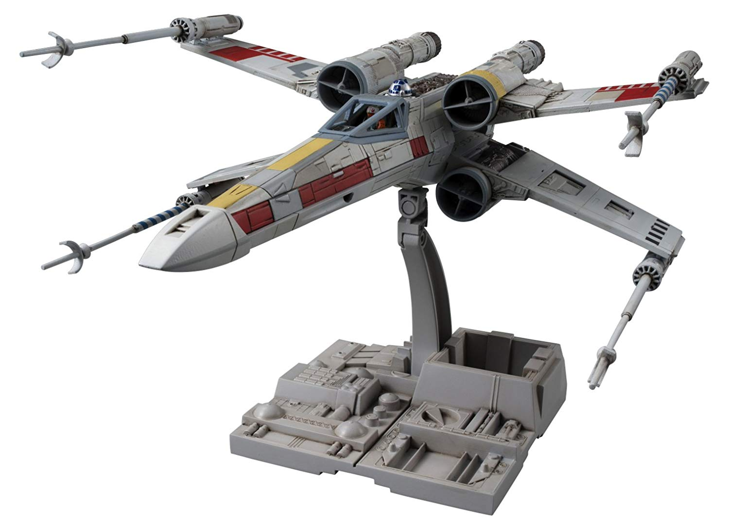 ANH X-Wing Fighter Model Kit 2