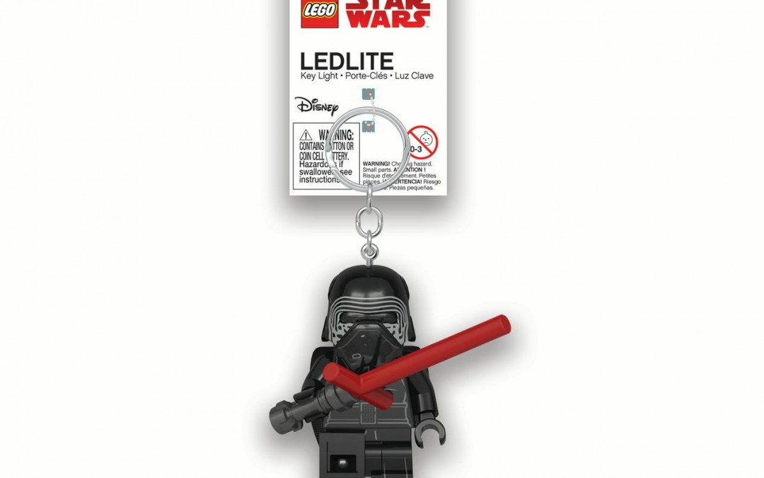 New Last Jedi Kylo Ren Key Light available now!