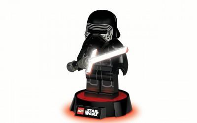 New Last Jedi Lego Kylo Ren Desk Lamp now available!