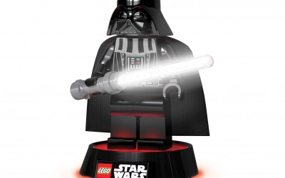 New Last Jedi (A New Hope) Lego Darth Vader Desk Lamp available now!