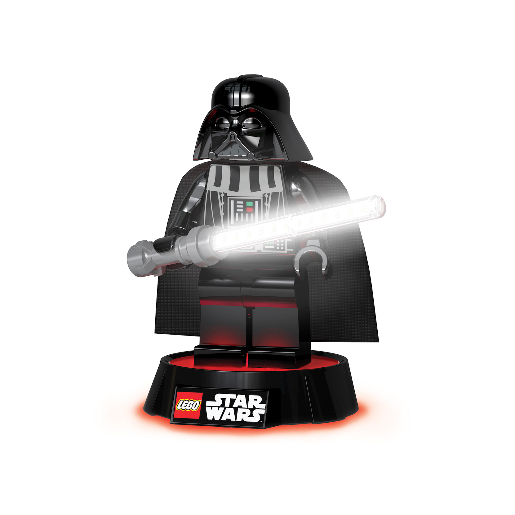 TLJ (ANH) Darth Vader Lego Desk Lamp 3