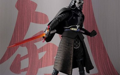 New Last Jedi Kylo Ren Ashigaru Figure available for pre-order!