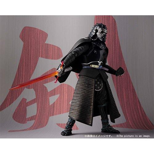 New Last Jedi Kylo Ren Ashigaru Figure available for pre-order!