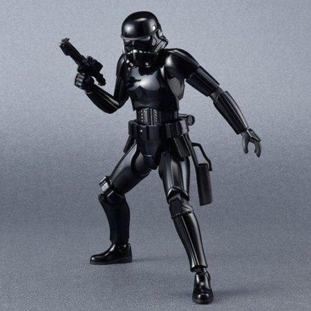 SW Imperial Shadow Stormtrooper Model Kit 3