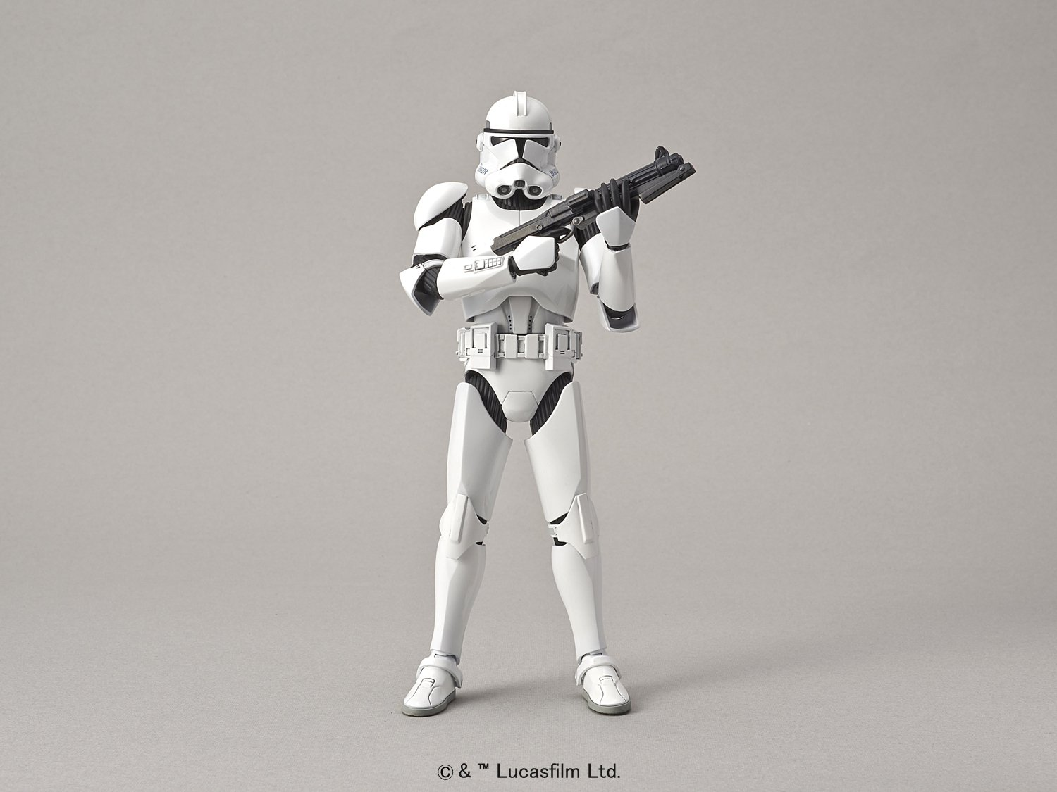ROTS Clone Trooper Modle Kit 2