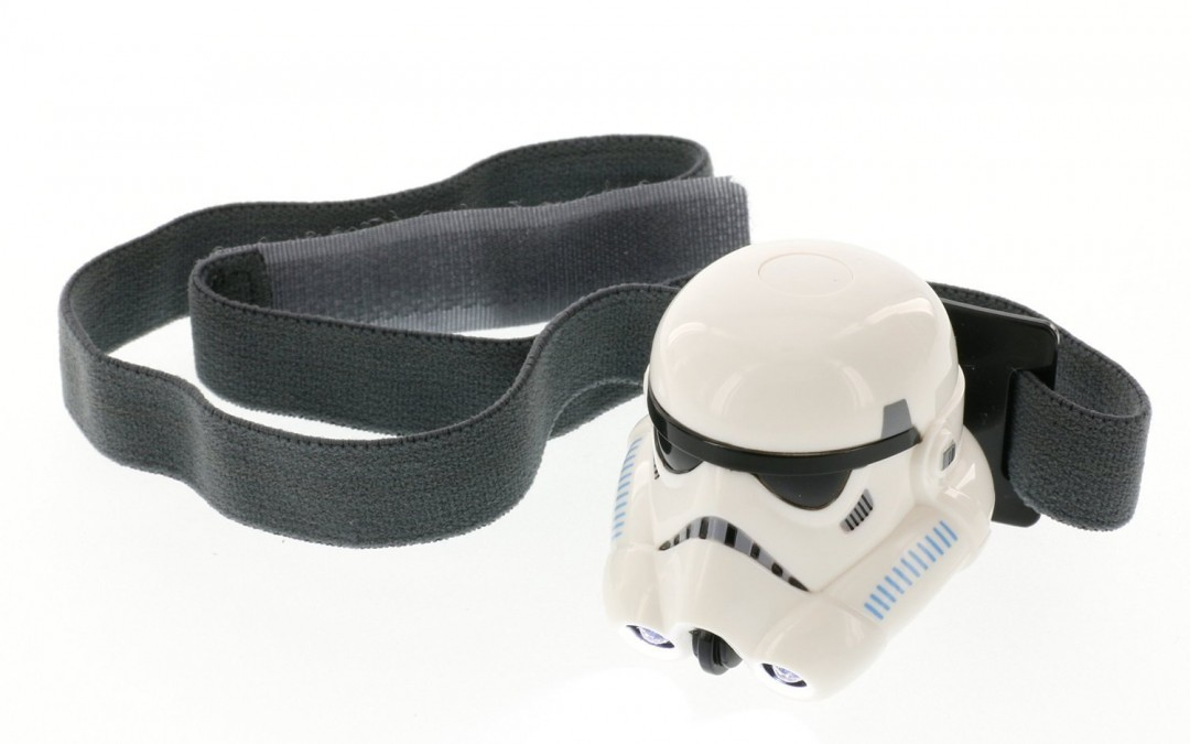 Star Wars Rebels Stormtrooper Head Lamp Best Price Ever!