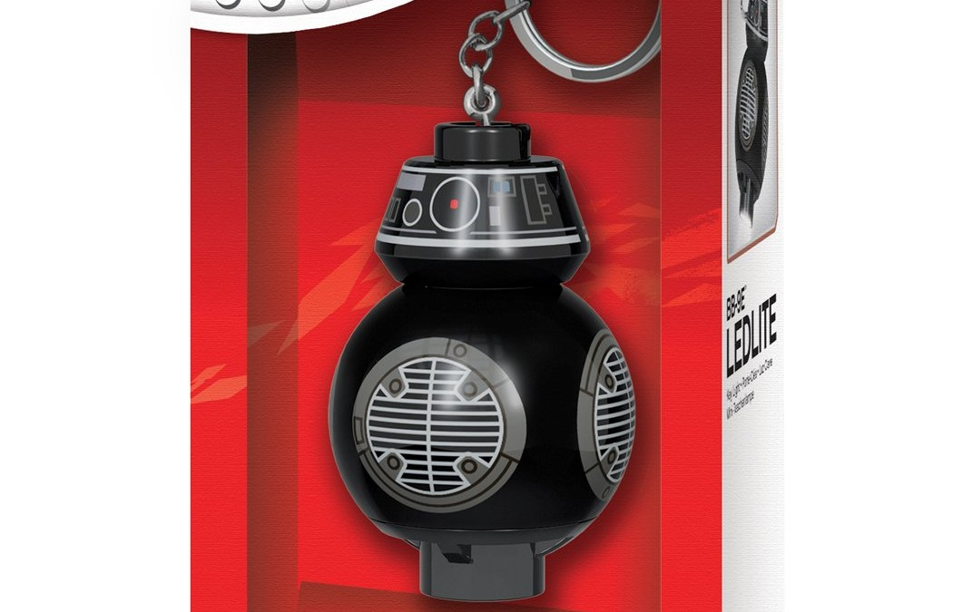 Lego BB-9E LED Key Chain Flashlight Best Price Ever!