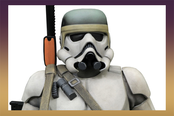 New A New Hope Concept Sandtrooper Mini Bust available for pre-order!