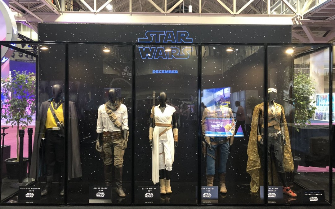 New Rise of Skywalker Costumes Revealed!