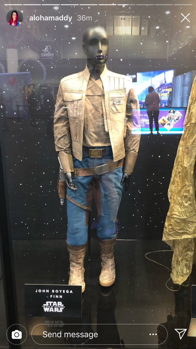 The Rise of Skywalker Costumes 5