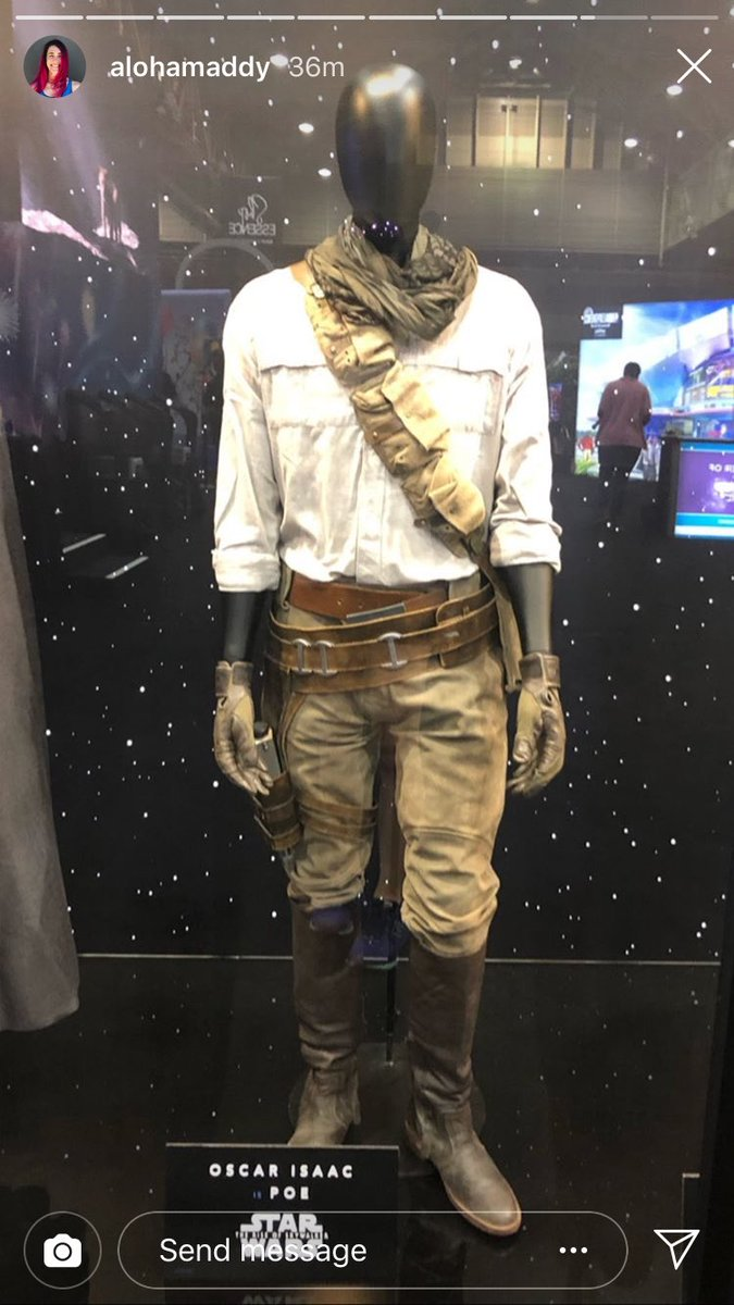 The Rise of Skywalker Costumes 3