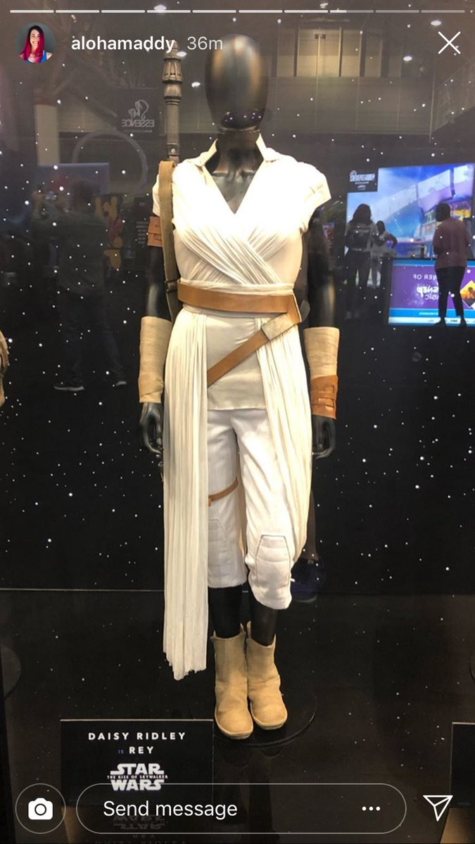 The Rise of Skywalker Costumes 4