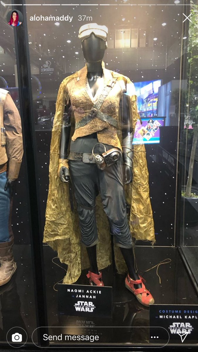 The Rise of Skywalker Costumes 6