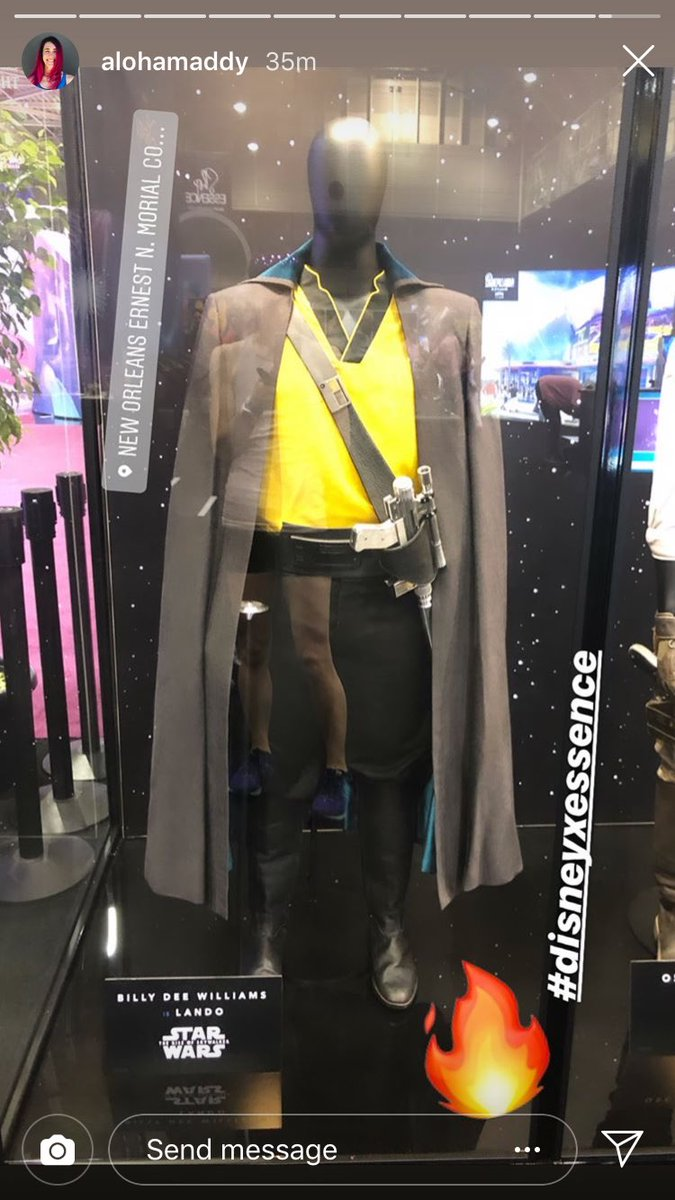 The Rise of Skywalker Costumes 2