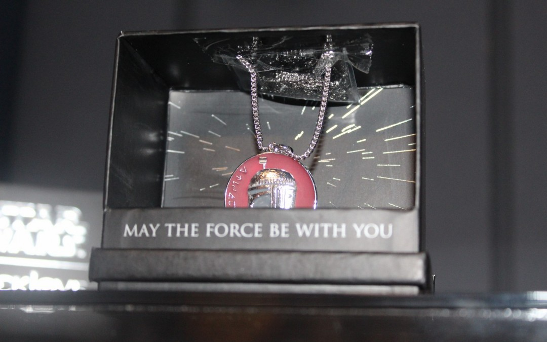 RockLove Reveals Star Wars Themed Jewelry at San Diego Comic Con!