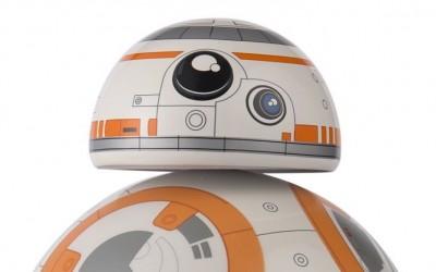 New Last Jedi BB-8 Desktop Lamp available now!