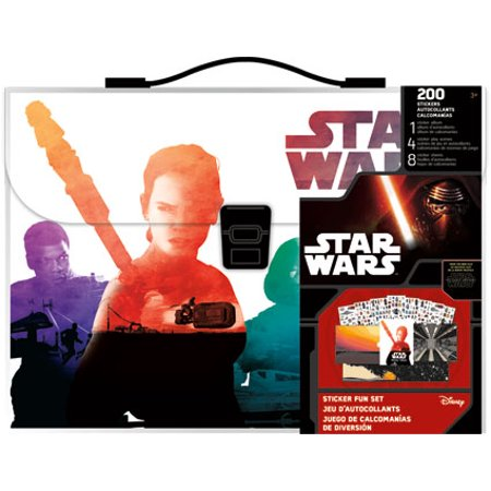 New Force Awakens Sticker Fun Activity Kit available now!