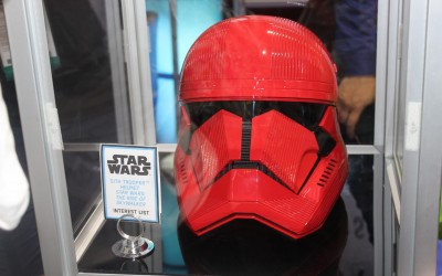 Anovos reveals brand new helmets and other merchandise at San Diego Comic Con!