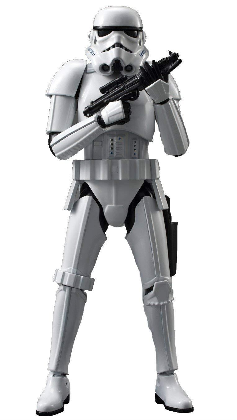 SW Imperial Stormtrooper Model Kit 3