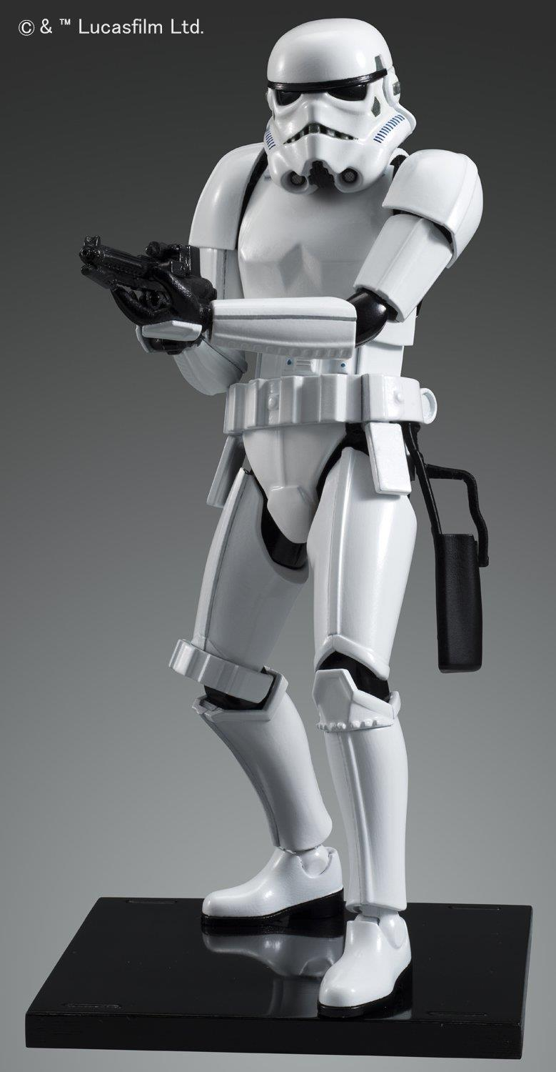 SW Imperial Stormtrooper Model Kit 2