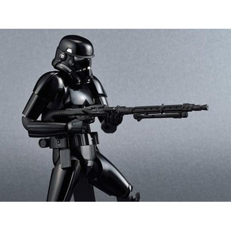 SW Imperial Shadow Stormtrooper Model Kit 4