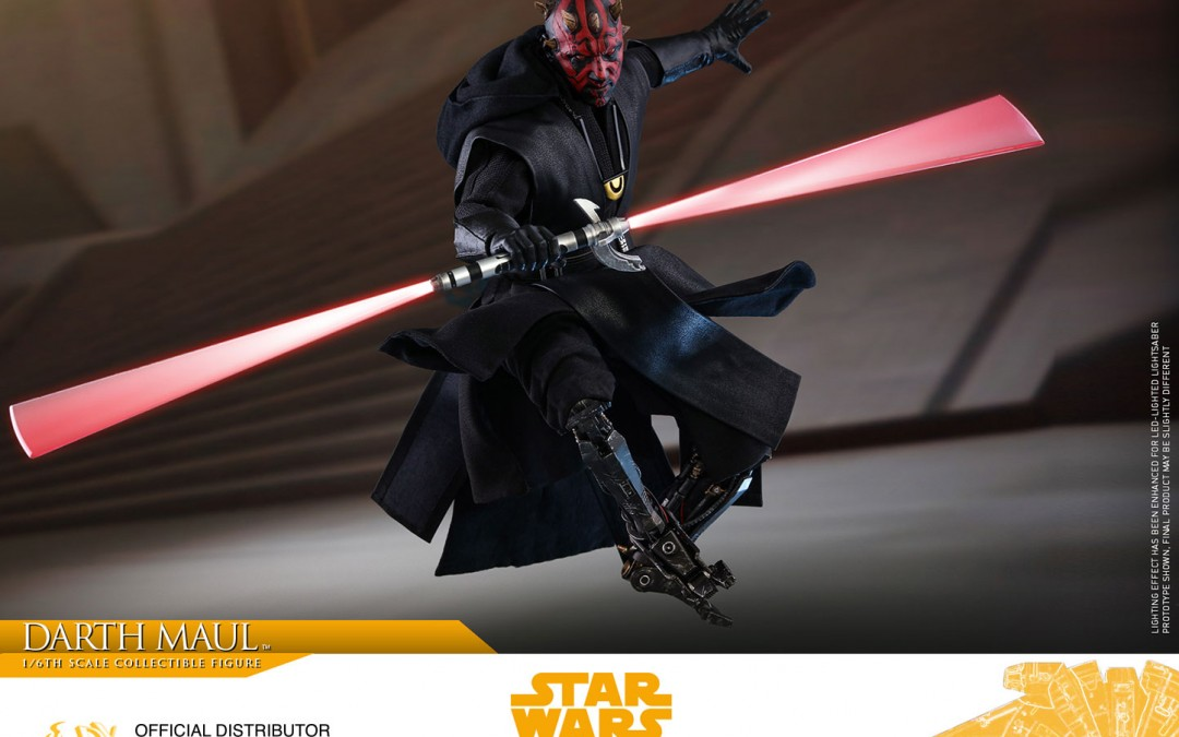 New Solo Movie Darth Maul 1/6th Scale Figure available for pre-order!