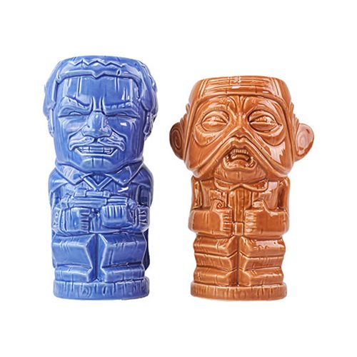 New Lando and Nien Nunb Geeki Tikis Mug 2-Pack available for pre-order!