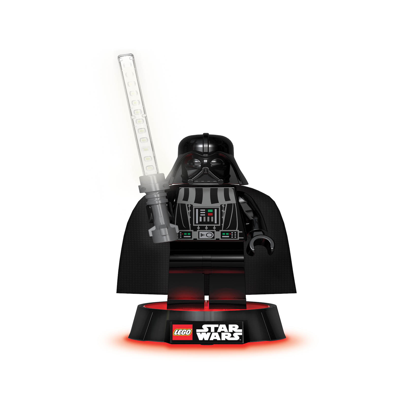 TLJ (ANH) Darth Vader Lego Desk Lamp 2
