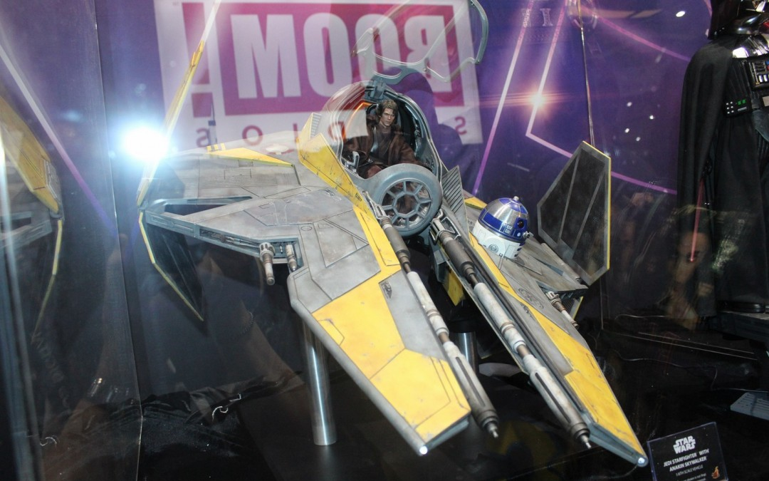 Hot Toys Reveals brand new 1/6th Scale Figures and Vehicle Statues at San Diego Comic Con!