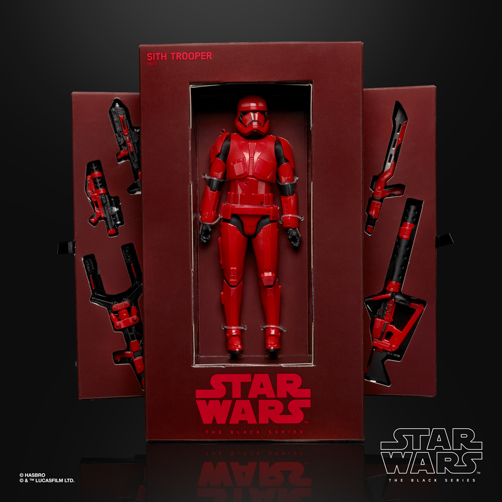 ROS FO Sith Trooper Black Series Figure 1