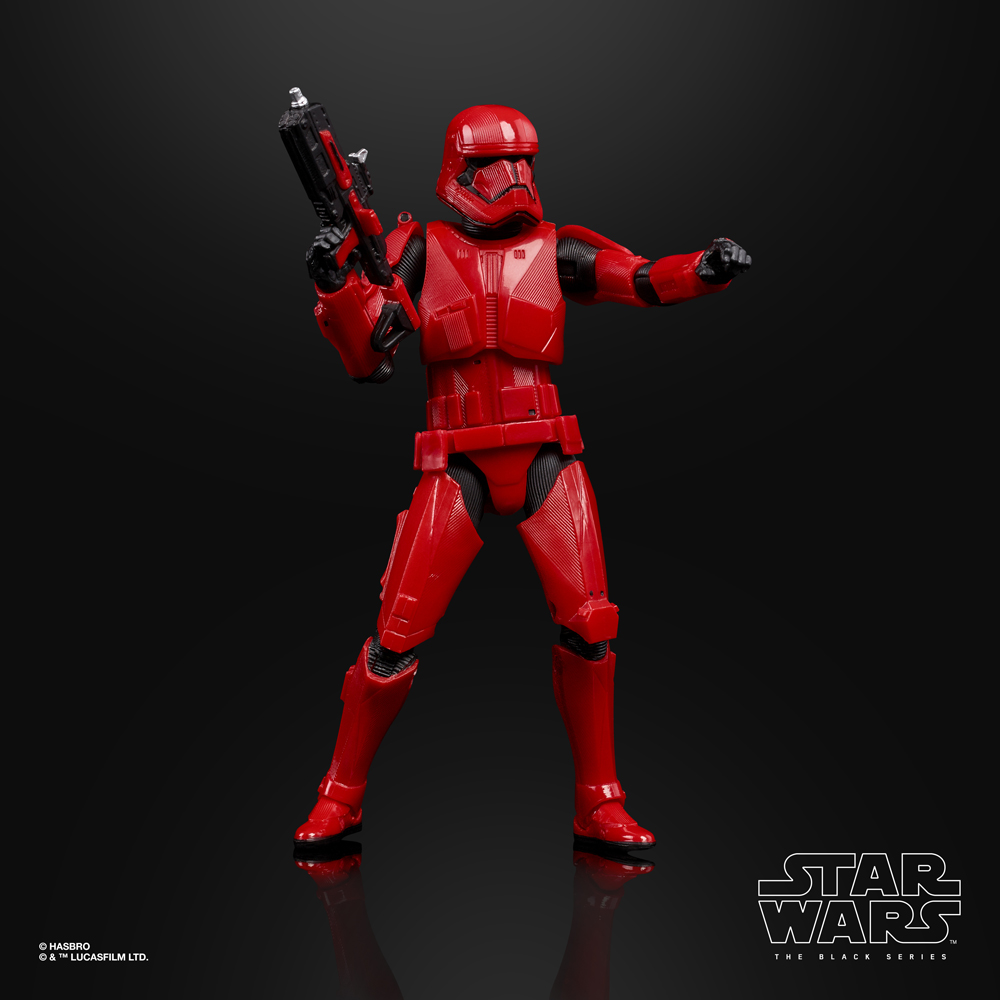 ROS FO Sith Trooper Black Series Figure 2