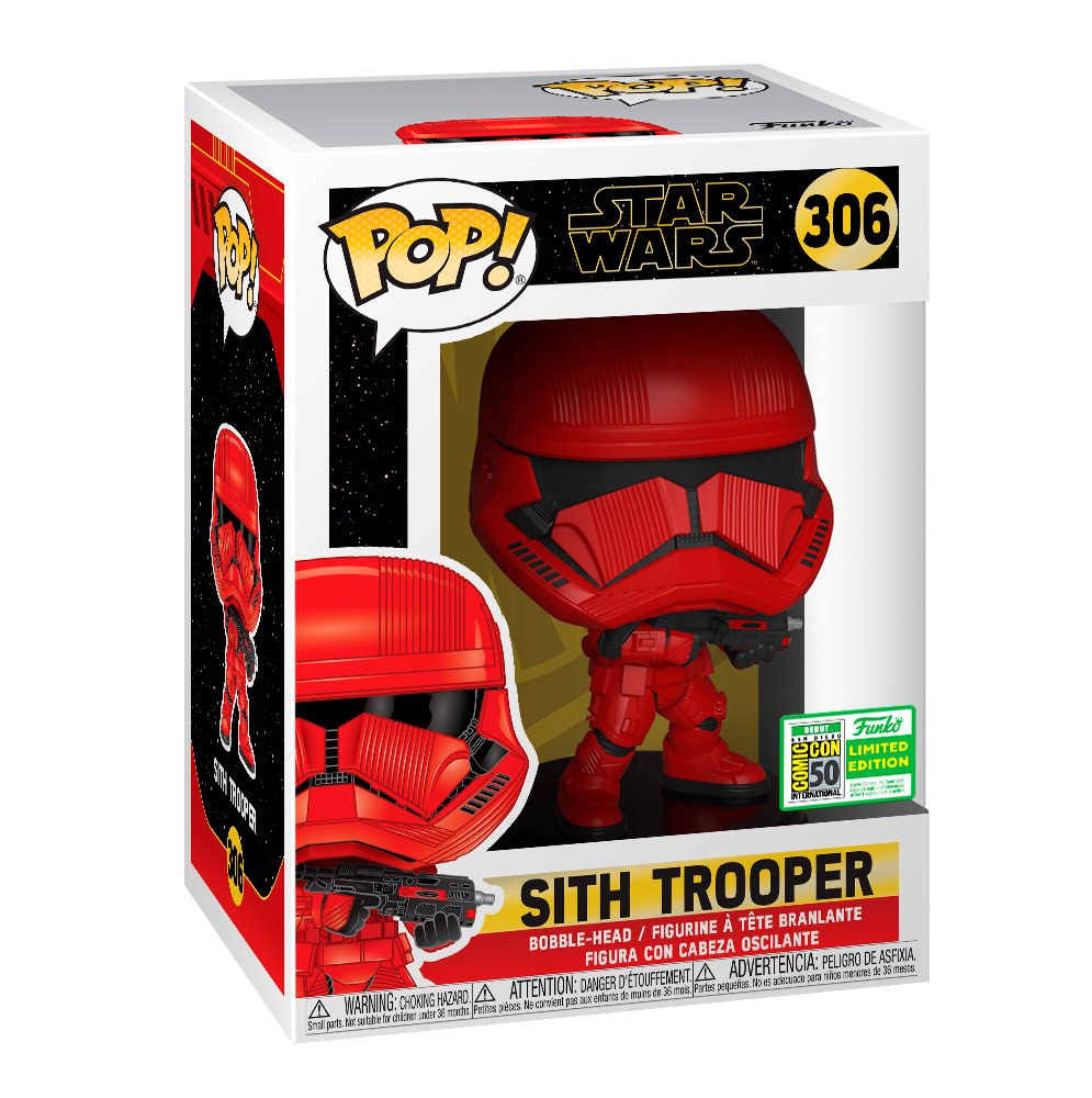 ROS FO Sith Trooper Funko Pop! Bobble Head Toy