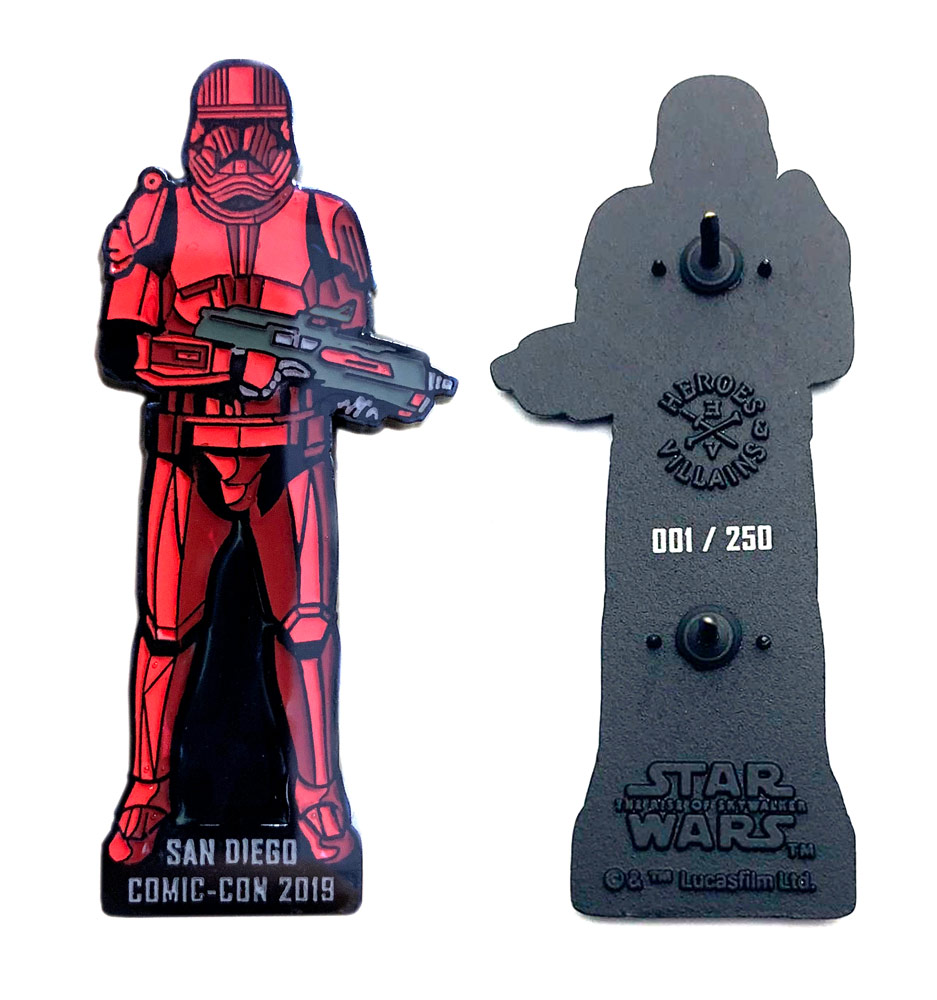 ROS FO Sith Trooper Pin
