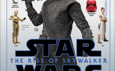 New Rise of Skywalker Visual Dictionary available for pre-order!