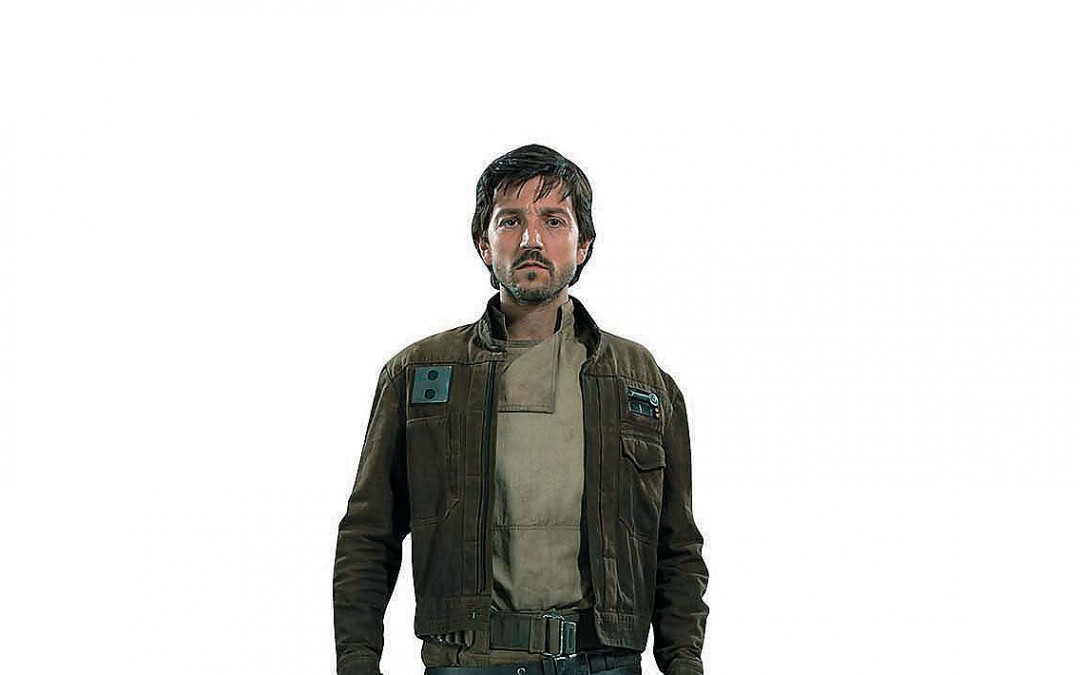 New Rogue One Cassian Andor Cardboard Standee available now!