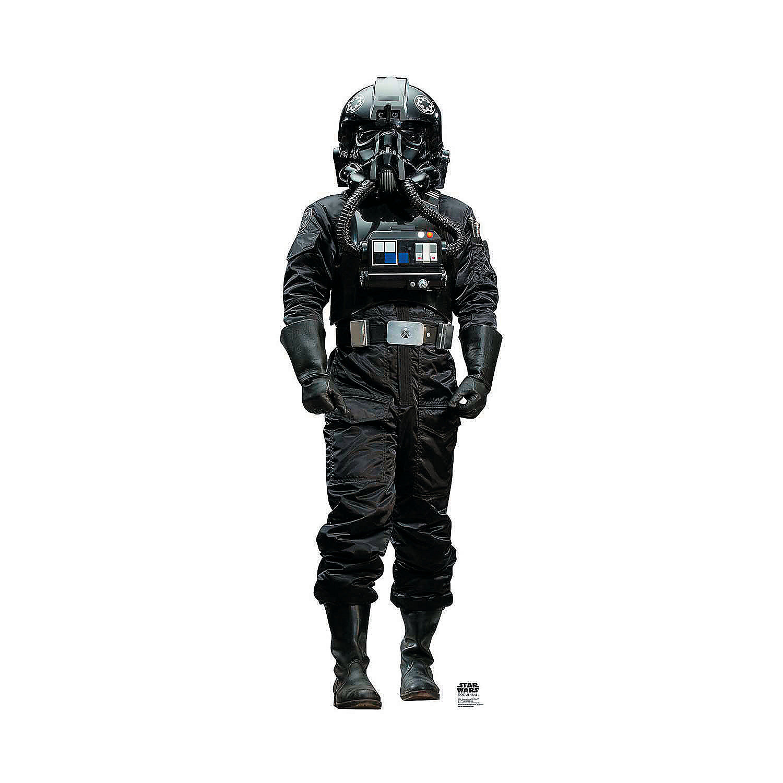 RO Imperial Tie Pilot Cardboard Standee