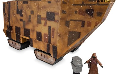 New A New Hope Sandcrawler Play Set available now!