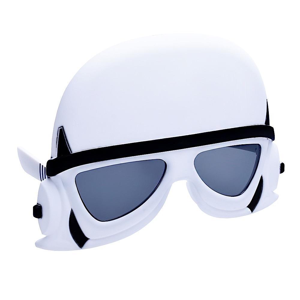 SW Stormtrooper Sun-Stache Sunglasses 2