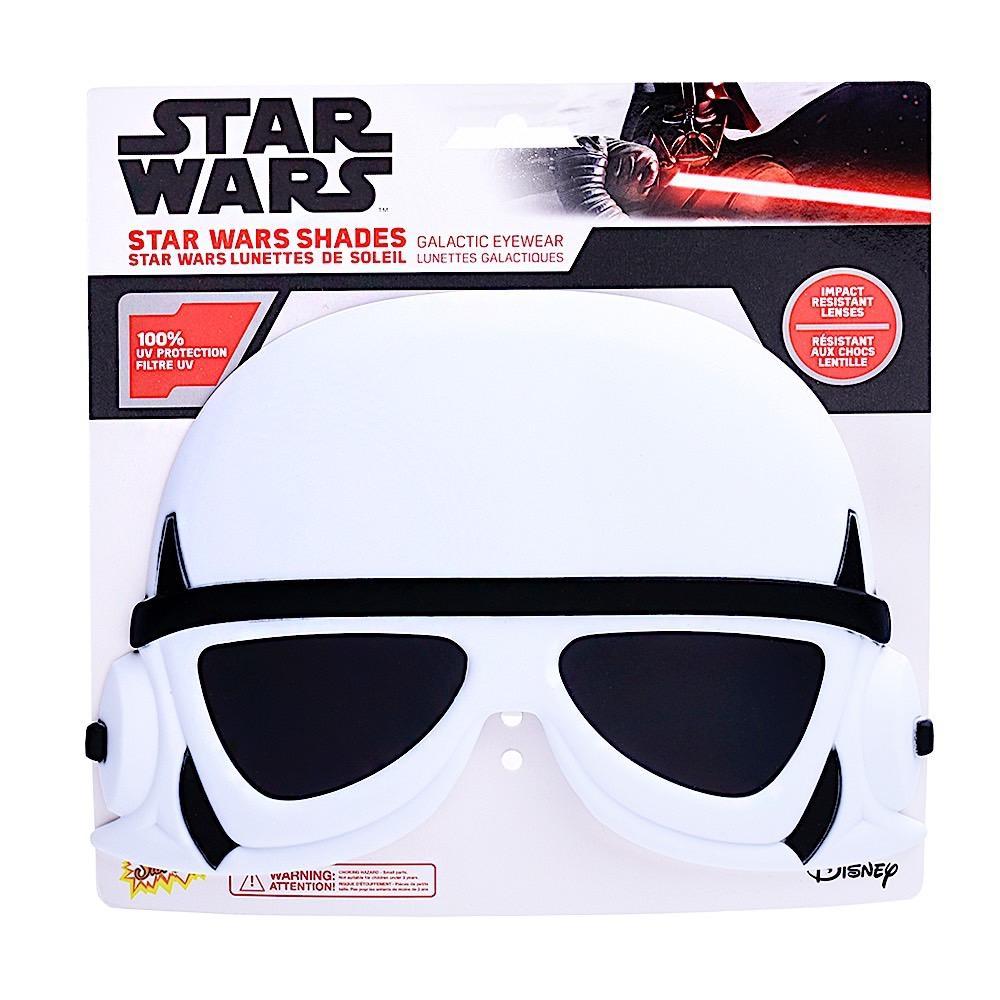 SW Stormtrooper Sun-Stache Sunglasses 1