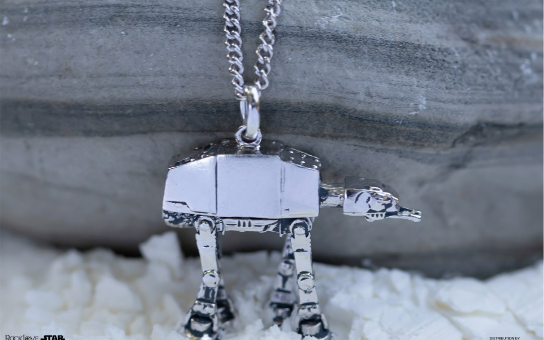 New AT-AT Walker Necklace by RockLove available for pre-order!
