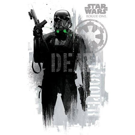 New Rogue One Deathtrooper Movie Poster available now!