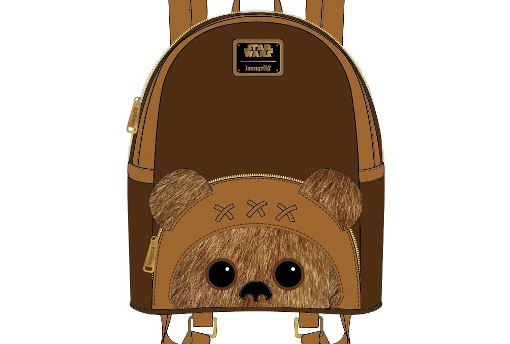 New Star Wars Ewok Mini Backpack available for pre-order!