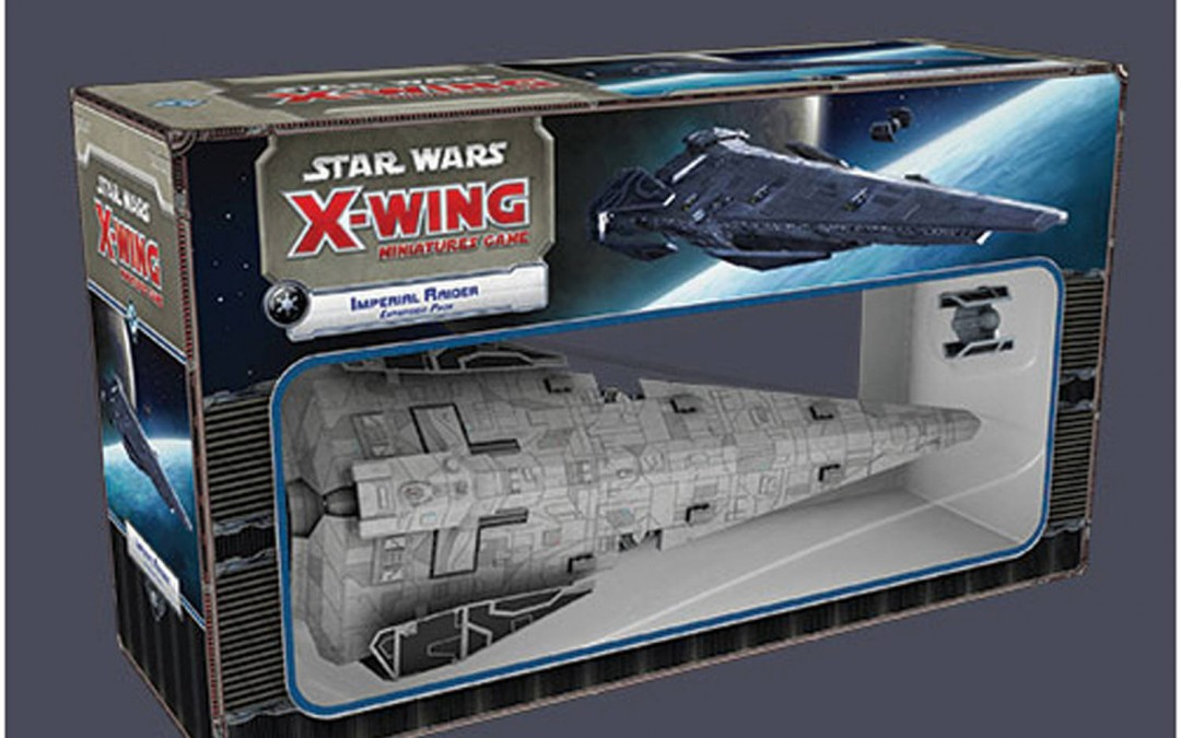 New Star Wars Imperial Raider Expansion Pack now available!